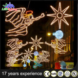 High Quality Outdoor Decoration LED 2D Across Street Light
