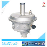 Aluminum Body Gas Pressure Regulator with Compensated Obturator gas valve