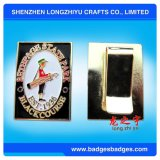 Money Clips with Customized Logo, Metal Money Clip, Money Clip (LZY081)