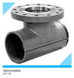 Wphy52 Carbon Steel Pipe Fittings Split Tee with Flange