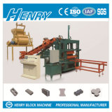 Qt5-20 Hydraulic Block Machine Concrete Hollow Block Forming Machines