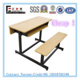 Africa Desk Bench Design of Student School Furniture