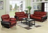 PU Leather Sofa Set (L. A19)