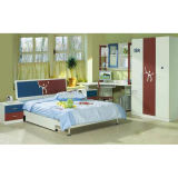 Children Furniture Set, Bedroom Furniture Set (WJ27369)