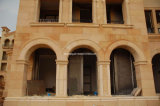 China Yellow Bainbow Sandstone for Walling, Flooring (YY -ST001)
