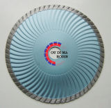 Turbo Wave Diamond Saw Blade, Turbo Blade