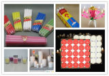 Votive White Candle Church Candle with Factory Price