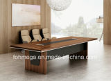 Custom Modern Office Conference Meeting Desk (FOH-HMH32)
