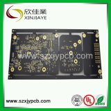 94V0 Fr4 Immersion Gold PCB for Temperature Control
