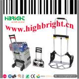 Folding Light Duty Convenient Baggage Cart