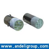 AC/DC 6V, 12V, 24V LED Light Bulb (B9AS)