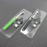 Disposable Electronic Cigarette Cbd Oil Kit Ceramic Coil Glass Tank