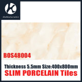 Stone Look Like Super Thin Slim Porcelain Tiles for Hotel (BOS48004)