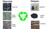 Waste Tire, Waste Plastic Oil Refining Machine/Oil Refining Plant