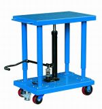 Mobile Hydraulic Lifting Table Trolley