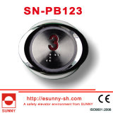 Color Optional Elevator Push Button for Hitachi (SN-PB123)