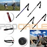 Safety Durable Climbing Alpenstock with Compass (PC-AC1003)
