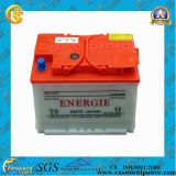 12V72ah Dry Charge Car Battery