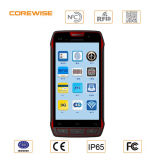Android Handheld PDA with Fingerprint Reader and RFID