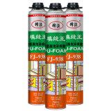 Excellent Adhesion Non-Toxic PU Foam Sealant Spray