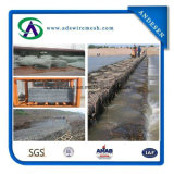 260G/M2 High Zinc Coating 2X1X0.5m Gabion Mesh