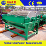 Mining Machine Ore Wet Drum Permanent Magnetic Separator