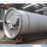 Asia Popular Used Tire New Pyrolisis Recycling Plant Getting Tire Oil