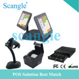 Intel Atom 2550 CPU Touch POS Terminal System Sgt-668
