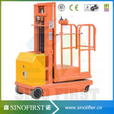 3.0m to 4.5m Full Electric Automated Stock Order Picker Orderpicking