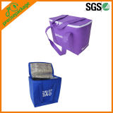 Customized Reusable Insulated Food Nylon Nonwoven Cooler Bag