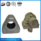 OEM/Customized Metal/Steel/Iron Pump/Valve Sand Casting Parts with CNC Machine Machining