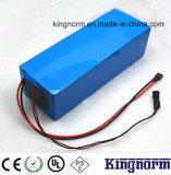 China ISO Manufacturer 12V 50ah Rechargeable LiFePO4 Battery Pack