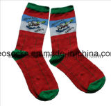 Global Sourcing Festival Christmas Snow Socks Imported From China