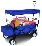 Shopping Hand Trolley/Fishing Wagon/Foldable Garden Tools