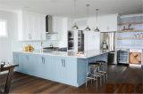 Australia Project Small White Lacquer Kitchen Cabinet (BY-L-84)