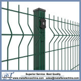 Industrial Welded Mesh Fence Panels