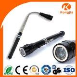 Best LED Brightest Light Aluminum Magnetic Extending Flashlight