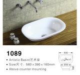 New Thin Side Ceramic Basin/Ceramic Sink/Porcelain Basin/Porcelain Sink