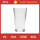 Clear Unbreakable Dinnerware Lead-Free Beer Glass for Home