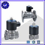 Hot Water Electric Stainless Steel Pneumatic Solenoid Valve