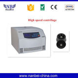 Laboratory Centrifuge High Speed Refrigerated Centrifuge Angle Rotor 100ml