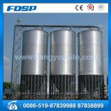 Galvanized Steel Storage Olive Bean Silo