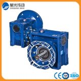 Double Step Worm Gear Reducer with Output Shaft