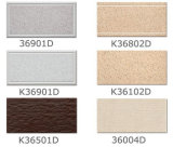 Soundproof Ceramic Tile for Wall Building Material 300 * 600mm