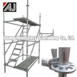 All-Round Metal Ringlock Scafolding System for Building Construction