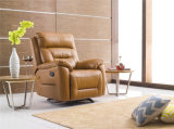 Italy Leather Arm Chair for Living Room Used