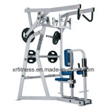 Commercial Fitness Equipment/ Plate Loaded Hammer Strength Lateral High Row