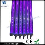 365nm/395-400nm Purple Light UV Lamp T8 LED Tube, 4FT LED Tube Light Fixture UV Sterilizer UV Light