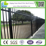 2.1X2.4m Australian Standard Wrought Iron Fence for Commercial&Residential Area
