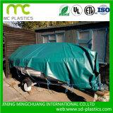 460g 500d PVC Laminated Tarpaulin Camping Tent Waterproof Fabric
